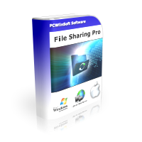 private and secure file sharing from your PC