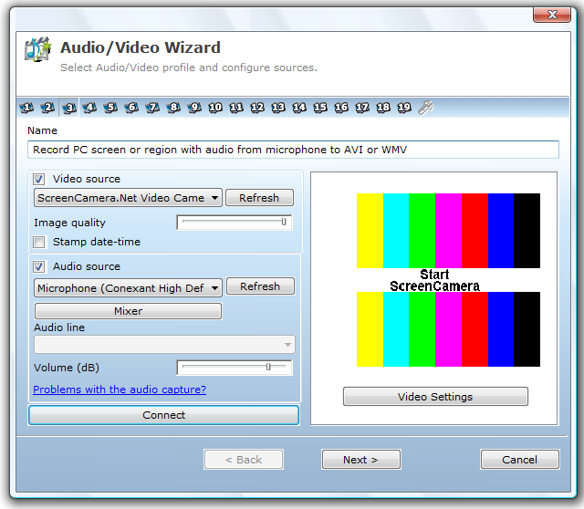 live video streaming server software