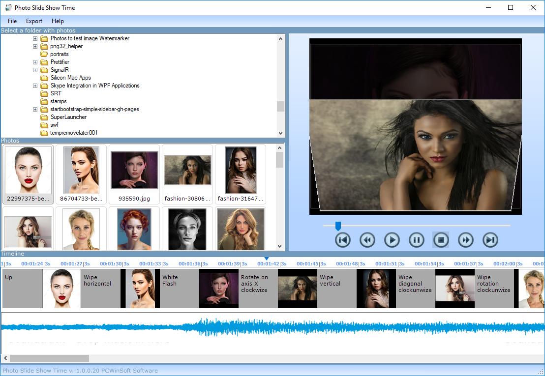 slideshow app for pc
