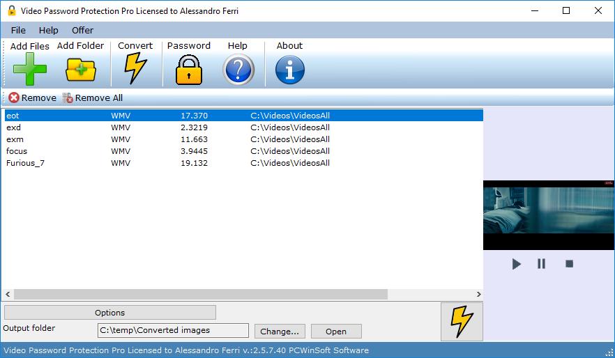 Lossless Audio Converter Screenshot Audio Conversion Software Screenshot  Lossless Audio Converter, Audio Conversion Software Screenshot