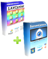 1AVCenter + ScreenCamera